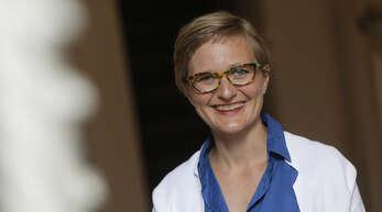 Franziska Brantner, Spitzenkandidatin der Grünen im Land, will Grenzschließungen künftig vermeiden.