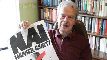 """Hans Weide aus Schwanau-Ottenheim hat dazu beigetragen, dass es 1975 nicht zur """"Schlacht von Whyl"""" gekommen ist. Man darf davon ausgehen, dass sie sehr blutig geendet hätte. Weide half, das Aufeinandertreffen von Polizei und Atomkraftgegnern durch einen Geheimnisverrat zu verhindern: Er war damals Bereitschaftspolizist."""