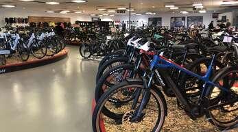 Das perfekte Bike finden Radfreunde bei LinkRadQuadrat in Gengenbach.
