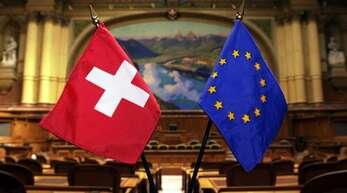 Nach sieben Jahren beendete die Schweiz die Verhandlungen über ein von Brüssel gewünschtes Rahmenabkommen zu bilateralen Beziehungen. Nun sorgt sich die Grenzregion.