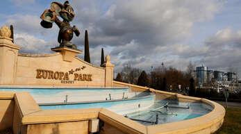 Die Lockerungen in der Hotellerie und Gastronomie sowie die Öffnung des Europa-Parks nach dem Lockdown (Foto) machen sich positiv in der Statistik der Kommunalen Arbeitsförderung bemerkbar. Die Zahl der Hartz-IV-Empfänger ist gesunken.