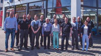 Persönlicher Kontakt, kurze Wege: Dafür steht das Autohaus Schillinger in Offenburg-Albersbösch.