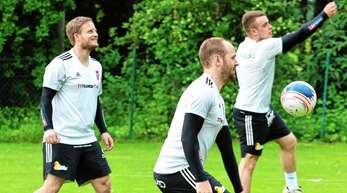 Nationalspieler Oliver Späth will den Abstieg mit dem FBC abwenden.