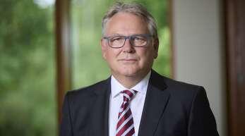 Präsidentenwechsel: Eberhard Liebherr ist der neue Präsident der IHK Südlicher Oberrhein. Er folgt auf Steffen Auer, der seit 2011 im Amt war.