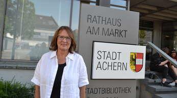 32 Jahre lang gehörte Jutta Römer dem Gemeinderat an, davon 15 Jahre als Fraktionschefin der Acherner Bürgerliste.