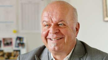 Prof. Paul Witt, ehemaliger Rektor der Hochschule für öffentliche Verwaltung in Kehl.