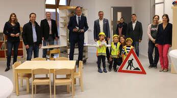 133 zusätzliche Kindergartenplätze hat die Stadt Oberkirch seit 2017 geschaffen. An deren Finanzierung sollen sich nun auch die Eltern mit einem höheren Betrag beteiligen. Unser Bild entstand in Stadelhofen.