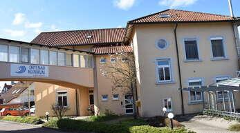 Das Oberkircher Kreisklinikum schließt früher als geplant.