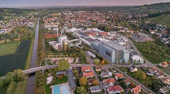 Der Hauptsitz der Koehler-Gruppe ist die Papierfabrik in Oberkirch.