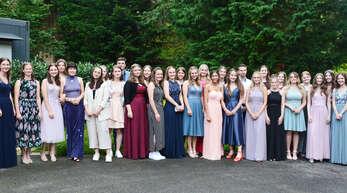 Über einen Abiball und viele gute Noten freuten sich die Schüler des Sozialwissenschaftlichen Gymnasiums der Beruflichen Schulen Wolfach zum Abschluss eines Schuljahres mit vielen Einschränkungen.