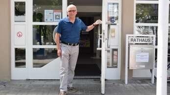 Ende Juli beendete Hermann Brüstle seine Vollzeitstelle bei der Stadtverwaltung Oberkirch, die in Sachen Datenschutz aber noch eine Weile auf seine Hilfe setzen kann.