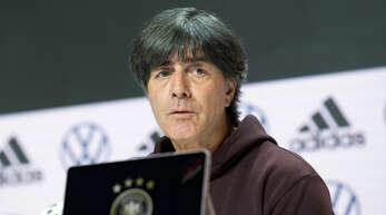 """Joachim """"Jogi"""" Löw nach dem Aus der deutschen Nationalelf gegen England."""