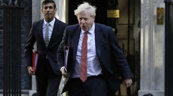 Der britische Premier Boris Johnson