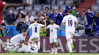 Italien überzeugt bei der EM bisher mit attraktivem Fußball.
