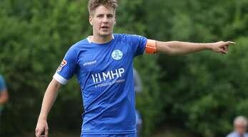 Nico Blank war bisher immer gesetzt, jetzt muss der Mittelfeldspieler härter denn je um seinen Stammplatz kämpfen.