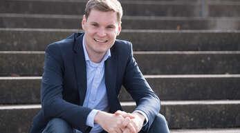 Yannick Bury (CDU) ging auf jedes Anliegen ein, wobei er sich davor hütete, zu viel zu versprechen.