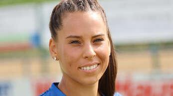 Noemi Gentile sorgte für das Siegtor des SC Sand.