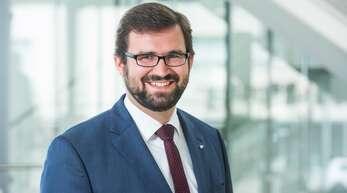 Simon Kaiser ist Geschäftsführer für Aus- und Weiterbildung bei der IHK Südlicher Oberrhein.