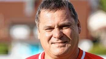SVU-Trainer Manfred Ritter hätte gerne einen Stoßstürmer im Kader.