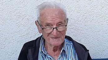 Hans Schmider starb im Alter von 93 Jahren.