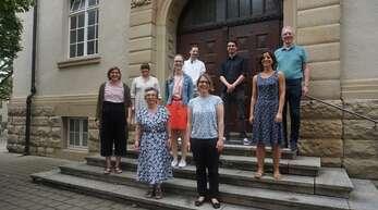 Am Schillergymnasium wurden einige Lehrkräfte verabschiedet.