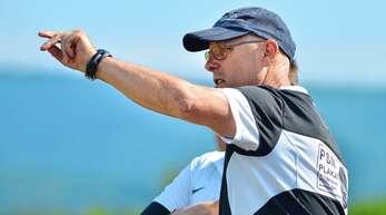 Wolfgang Zemitzsch ist der neue Mann an der Seitenlinie des FV Bodersweier.