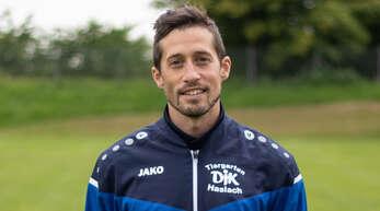 Trainer Stefan Wendling will mit der DJK Tiergarten-Haslach wieder vorne mitmischen.