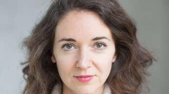 """Iris Wolff liest beim """"Wortspiel"""" in Offenburg. Allein in diesem Jahr erhielt die Autorin vier Preise."""
