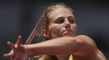 Christin Hussong hat in diesem Jahr ihre Bestleistung auf 69,19 Meter steigern können.
