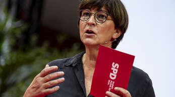 Saskia Esken, Co-Chefin der SPD, sieht Islamismus ausschließlich als terroristisches Problem.