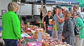Nach zwei Jahren Zwangspause soll in Rammersweier wieder ein Markt stattfinden.