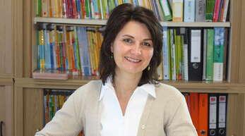 Christine Brillet-Reutter, Rektorin der Grundschule Rammersweier.