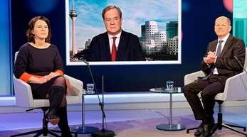Die Mehrheit der Deutschen hält keinen der drei Kanzlerkandidaten für geeignet.