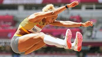 Malaika Mihambo springt zu Gold in Tokio