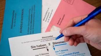 Wir klären die wichtigsten Fragen rund um die Bundestagswahl. (Symbolbild)