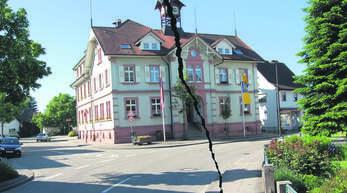 Die Sirene im Zusenhofener Rathaus blieb beim Test am Donnerstag stumm.