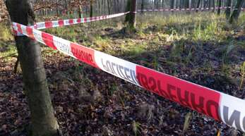 In einem Waldstück an der B 28 bei Kniebis wurde eine tote Frau gefunden. Bei dem Bild handelt es sich um ein Symbolfoto.