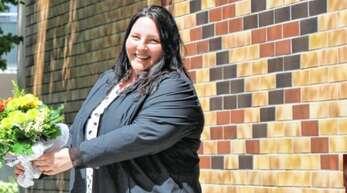 """Birgit Benkißer ist die einzige """"Neue"""" an der Hasemann-Schule in Gutach. Sie ist seit diesem Schuljahr deren Leiterin."""
