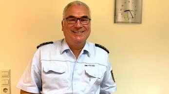 Patrick Schote, stellvertretender Leiter des Kehler Polizeireviers.