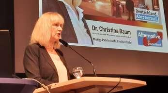 Christina Baum...