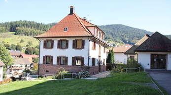 In das Seebacher Pfarrhaus sollen im Dezember Kinder einziehen.