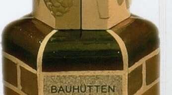 """Der """"Europastein"""" ist das Erkennungszeichen der Bauhütten."""