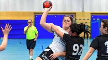 Tatjana Harter (l.) zählt zu den erfahrenen Spielerinnen beim ASV.