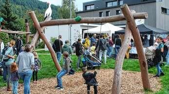 Der Kindernachmittag am Montagmittag in Haslach war sehr gut besucht.
