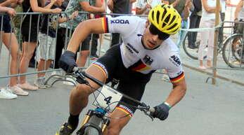 Felix Klausmann vom SC Hausach festigte seine gute Position in der Weltelite im Eliminator-Sprint.