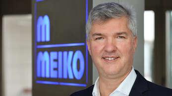 Thomas Peukert ist seit 1995 bei Meiko und trat nun die Nachfolge von Geschäftsführer Stefan Scheringer an.