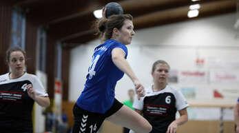 Julia Kehret zählt zu den etablierten Spielerinnen beim TuS Helmlingen.
