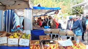Der Markt zur Gallenkilwi entfällt, stattdessen soll der Naturparkmarkt an diesem Datum stattfinden.