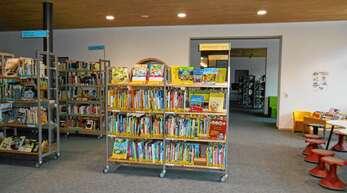 Für die Allgemeinheit ist die Bibliothek der Generationen zunächst nur Montagmittags geöffnet.