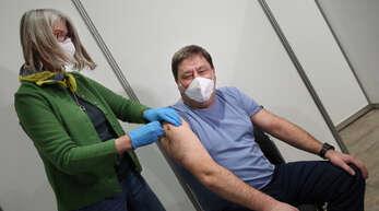 Noch bis 30. September haben die Impfzentren geöffnet. Dann übernehmen die Hausärzte deren Aufgabe.